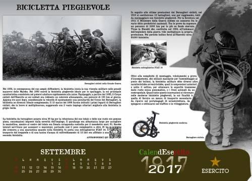 Le immagini del Calendesercito 2017 per commemorare la Grande Guerra 12