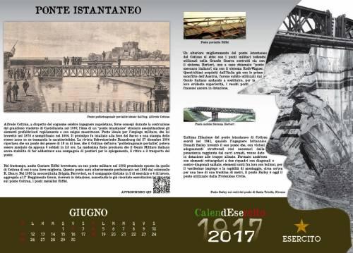 Le immagini del Calendesercito 2017 per commemorare la Grande Guerra 8