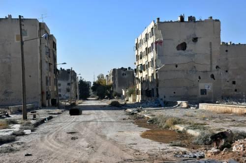 Aleppo a un passo dalla riconquista. E Putin anticipa Trump