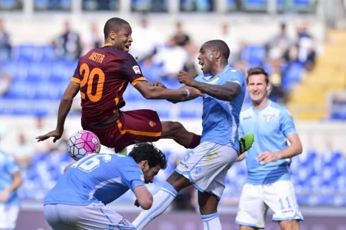 Emorragia di passione. Lazio-Roma, il derby... inguardabile