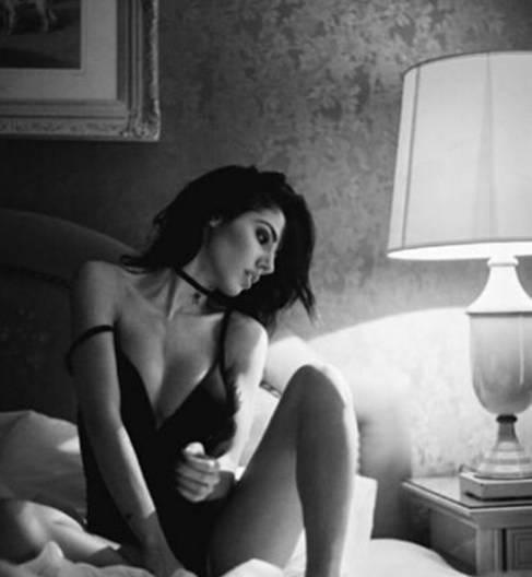 Giulia De Lellis sexy per Gq 4