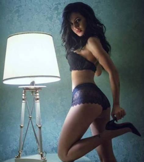 Giulia De Lellis sexy per Gq 7