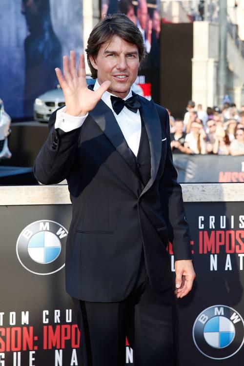 Tom Cruise, le immagini dagli esordi a oggi 10