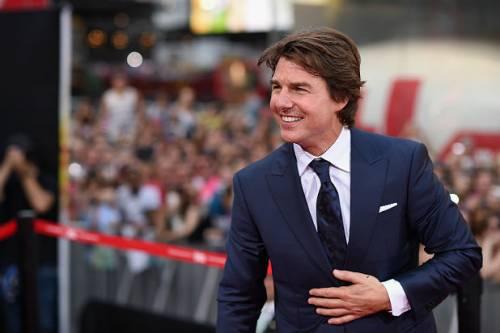Tom Cruise, le immagini dagli esordi a oggi 11