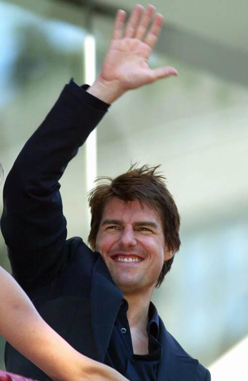 Tom Cruise, le immagini dagli esordi a oggi 16