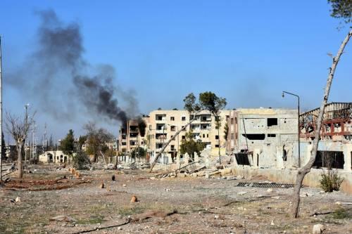 Aleppo, dalla primavera araba alla liberazione