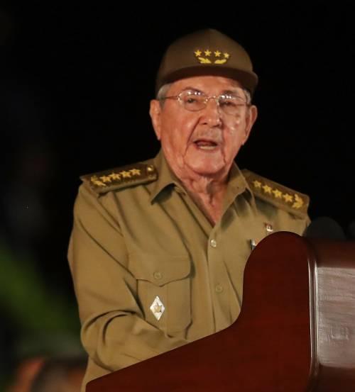 L'ultimo saluto a Fidel Castro a Santiago 11