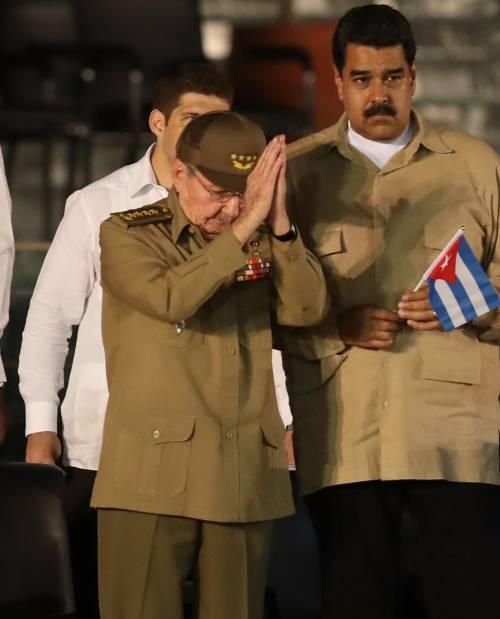 L'ultimo saluto a Fidel Castro a Santiago 19