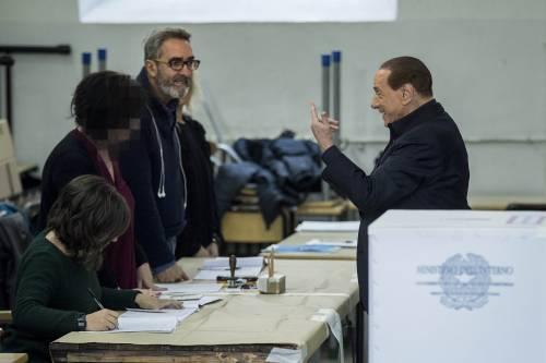 Referendum, da Renzi a Berlusconi: big alle urne 6