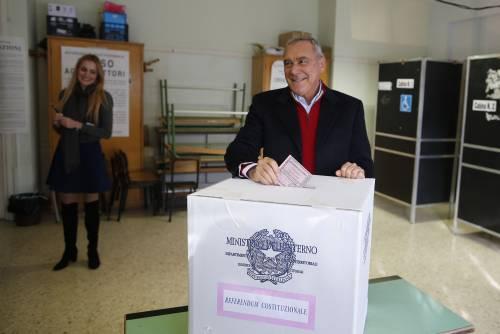 Referendum, da Renzi a Berlusconi: big alle urne 5