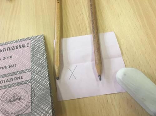 """Piero Pelù protesta al seggio: """"La matita era cancellabile"""" 2"""