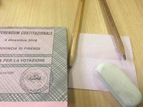 """Piero Pelù protesta al seggio: """"La matita era cancellabile"""" 3"""