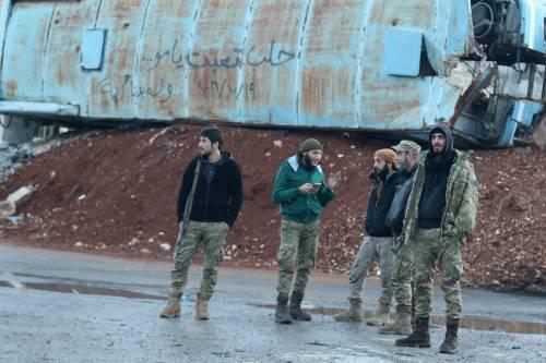 Giochi sul prezzo del petrolio dietro la guerra civile in Siria