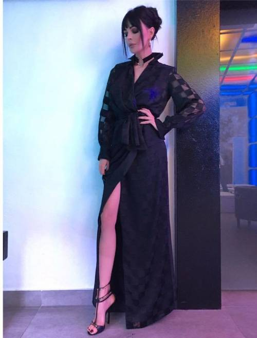 Nina Moric sexy in intimo su Facebook 7