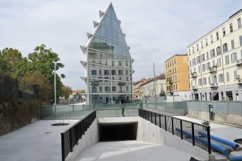 La nuova sede della Fondazione Feltrinelli a Milano 3