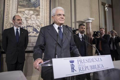 Mattarella non si rassegna: il patto non è ancora morto
