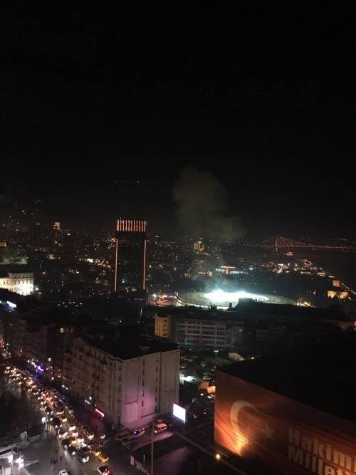 Due esplosioni a Istanbul 2