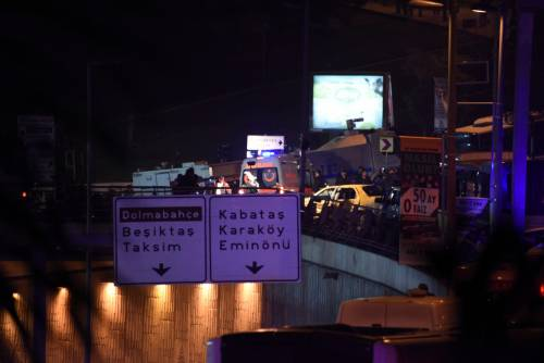 Due esplosioni a Istanbul 3