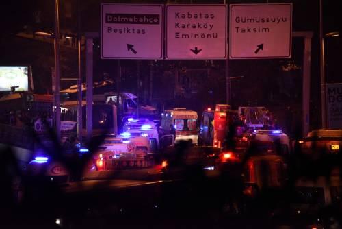 Due esplosioni a Istanbul 6