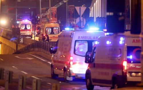 Due esplosioni a Istanbul 9
