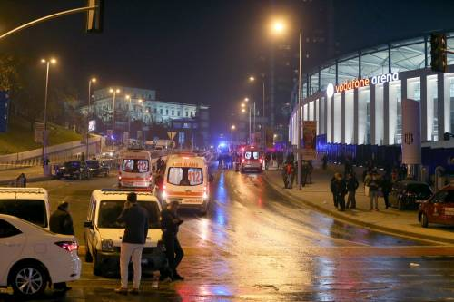 Due esplosioni a Istanbul 12