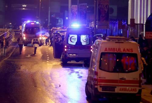 Due esplosioni a Istanbul 13