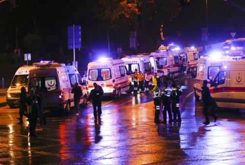 Due esplosioni a Istanbul 4
