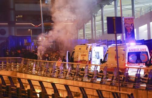 Due esplosioni a Istanbul 8