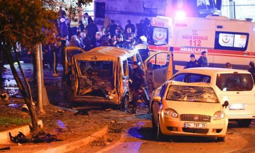 Due esplosioni a Istanbul 7