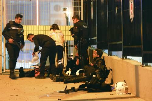 Due esplosioni a Istanbul 11