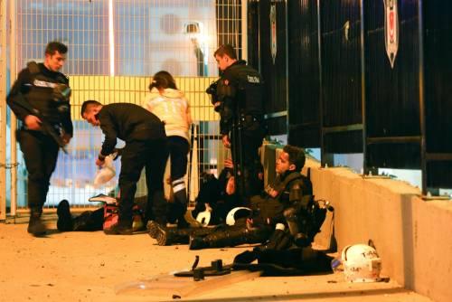 Due esplosioni a Istanbul 17