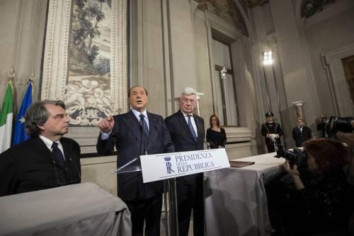 Berlusconi: io unico argine al populismo anti europeo