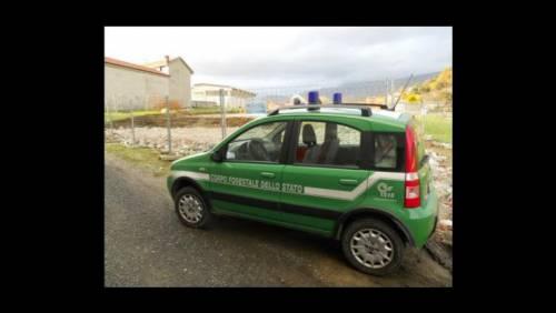 Arezzo, festa al comando della Forestale per la vittoria del No