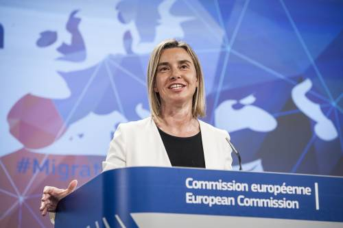 Federica Mogherini, una 'lady Pesc' sempre più sola?