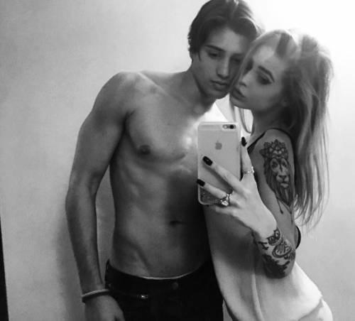 Niccolò Bettarini e la fidanzata fashion blogger da 300mila followers 2