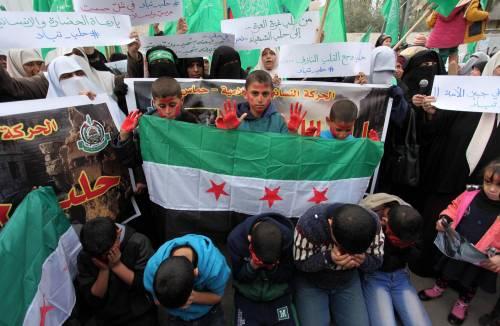 Siria, Aleppo e le balle di guerra