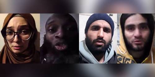 Blogger vicini agli islamisti spacciati per civili di Aleppo