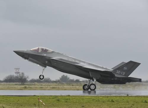 L'Italia potrebbe rinunciare all'F-35?