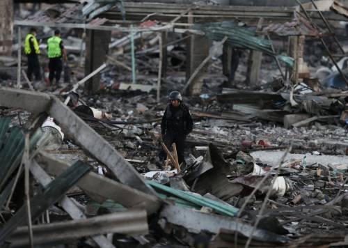 Messico, esplode il mercato dei fuochi artificiali 4