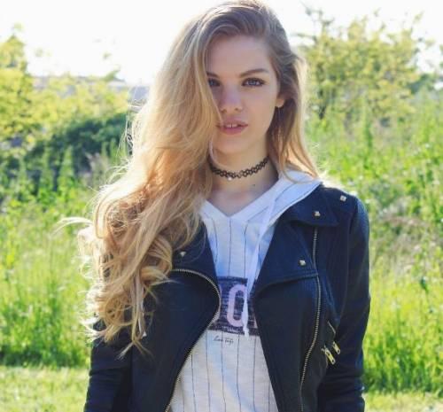 La bellissima fidanzata di Rovazzi 5