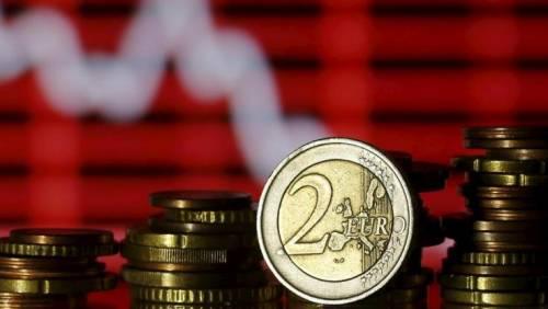 Istat, rapporto debito-pil al 132 per cento