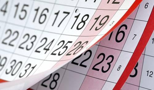 Calendario 2017: ecco tutte le feste e i ponti del nuovo anno