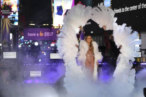 Mariah Carey sexy, gli scatti 8