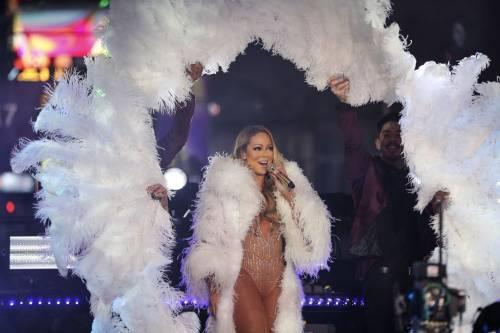 Mariah Carey sexy, gli scatti 9