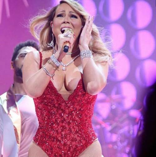 Mariah Carey sexy, gli scatti 7