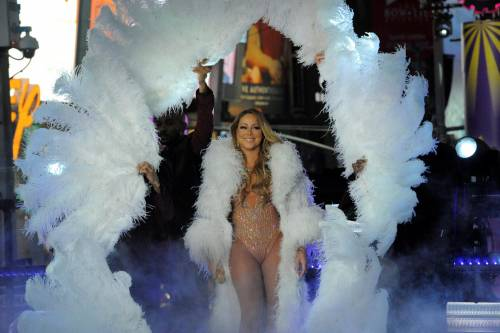 Mariah Carey sexy, gli scatti 30