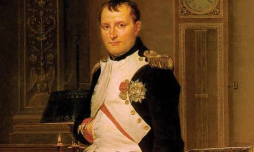 Napoleone ladro d'arte: ecco cosa aveva rubato