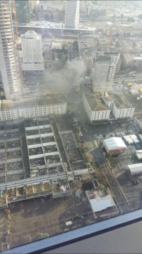 La scena dell'attentato a Izmir 10