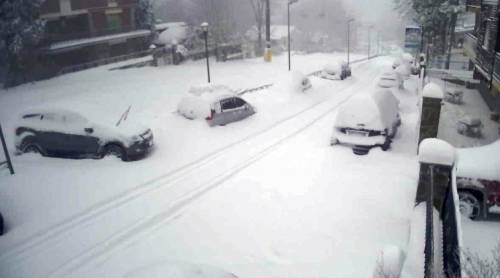 Maltempo, ancora emergenza al Centro Sud: previste altre nevicate