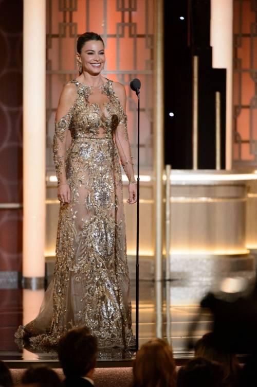 Sofia Vergara, sexy conduttrice dei Golden Globe 2017 2